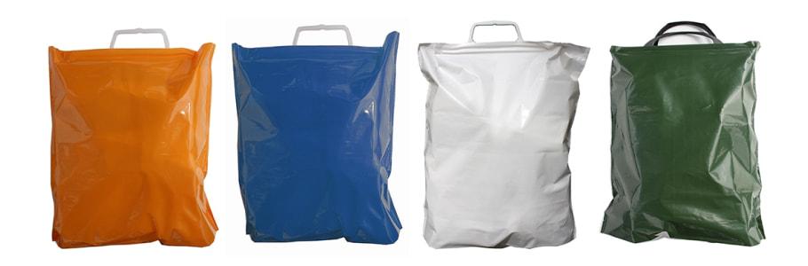Bügeltragtaschen PE