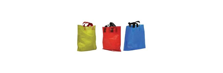 Schlaufentragtaschen MDPE