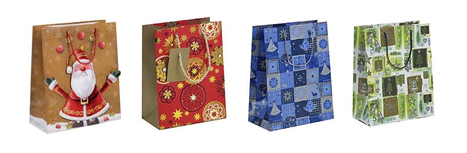 Geschenktaschen Weihnachten