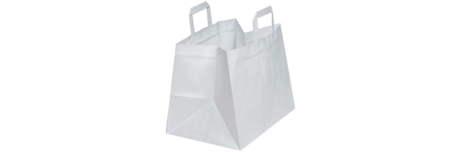 Papiertragtasche Take Away