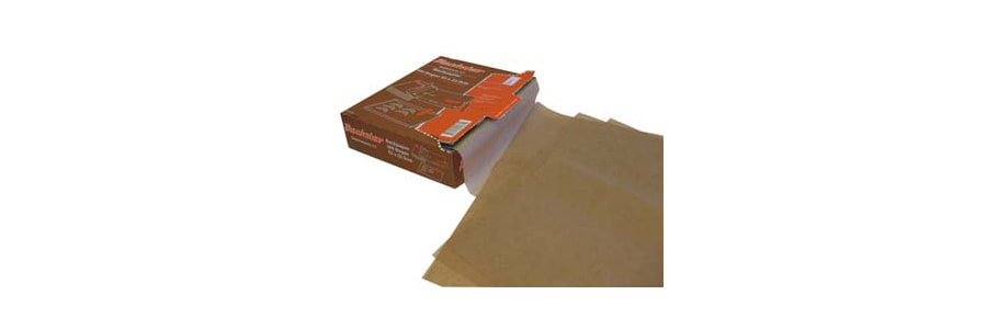 Backtrennpapierm /  Pergamin / Metzgerkrepp