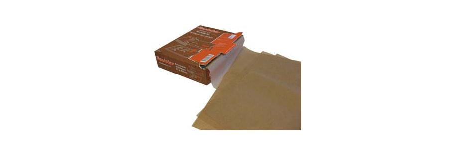 Backtrennpapier Rollen