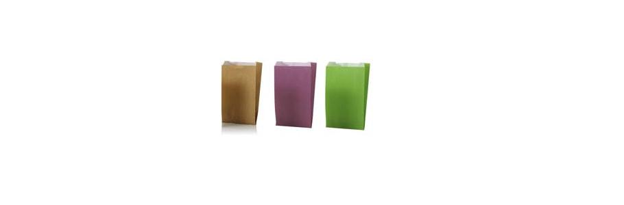 Seitenfaltenbeutel farbig
