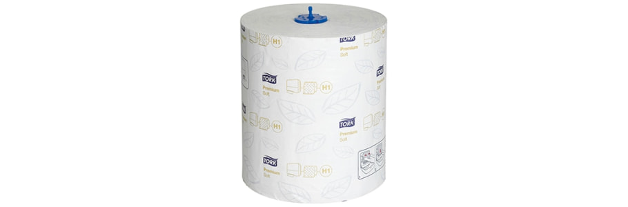 Papier Handtuchrollen Systeme